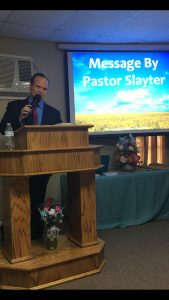 Full Gospel Pentecostal Church Preaching San Antonio TX