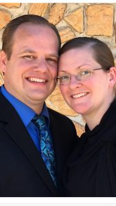 Pastor Joel and Amy Slayter
